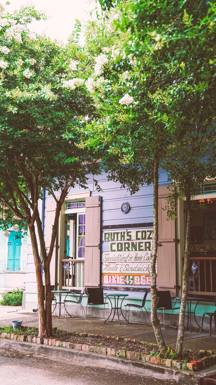 Ruth's Cozy Corner
