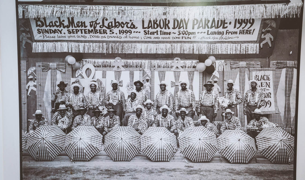 Black Men of Labors