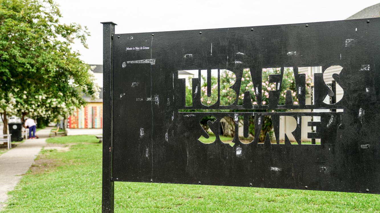 Tubafats Square