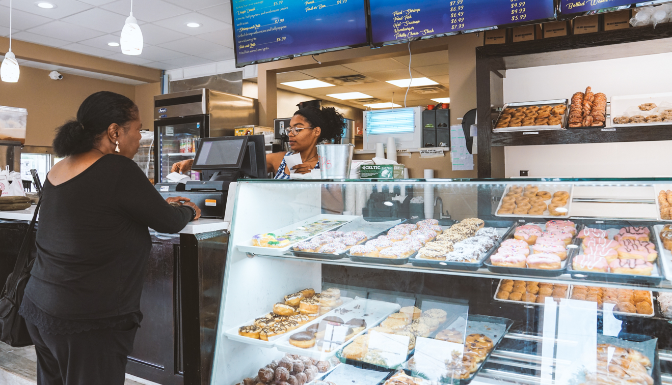 City Donuts & Cafe