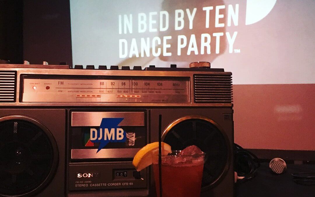 Fri. 2/22: In Bed By Ten Dance Party to Benefit Flower House
