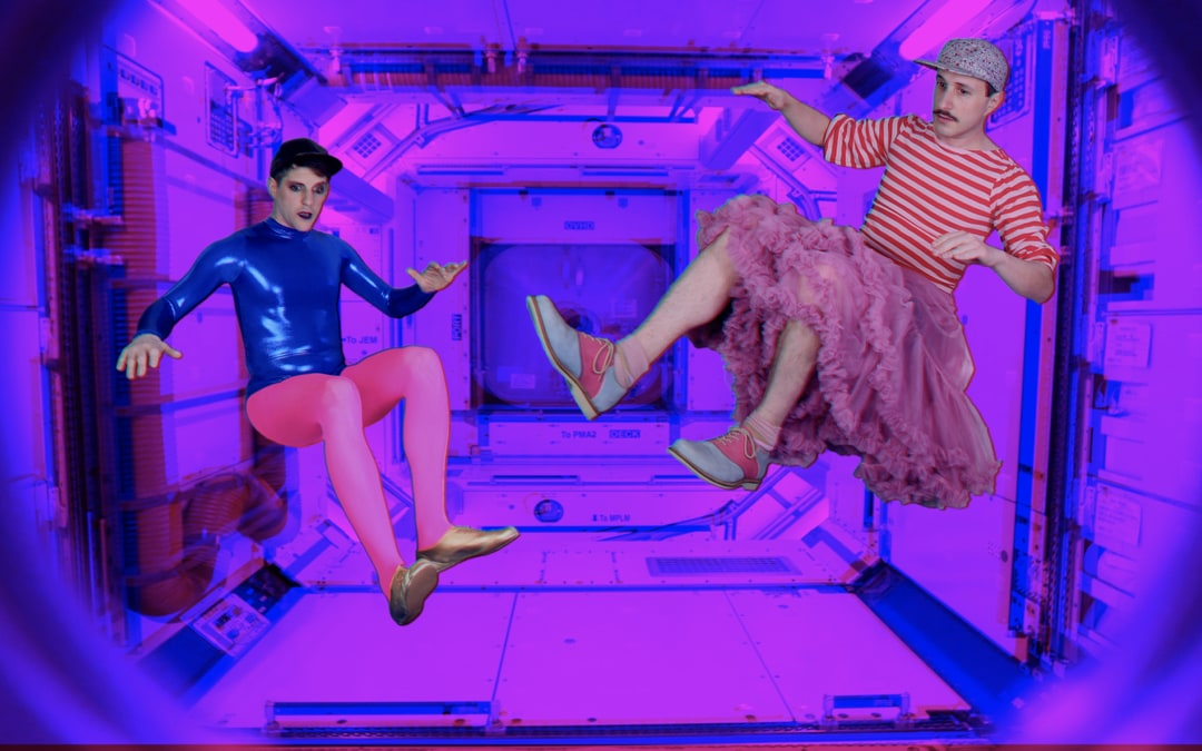 """Out There"" by Princess (aka Alexis Gideon and Michael O'Neill) Premieres at The Andy Warhol Museum"