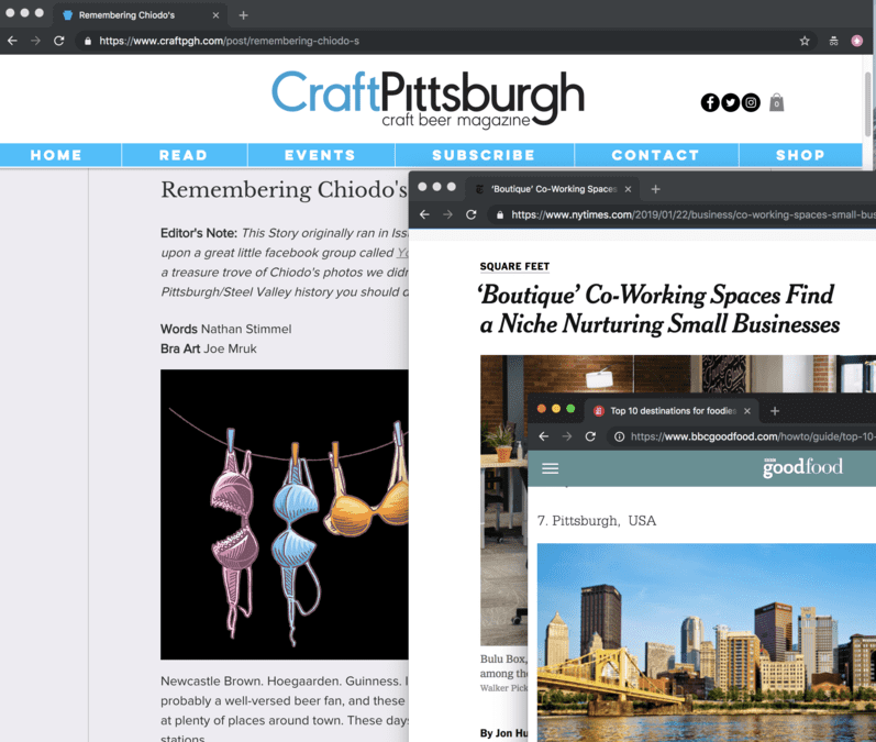 (Long) Weekend Reads: a few Pittsburgh stories worth a look