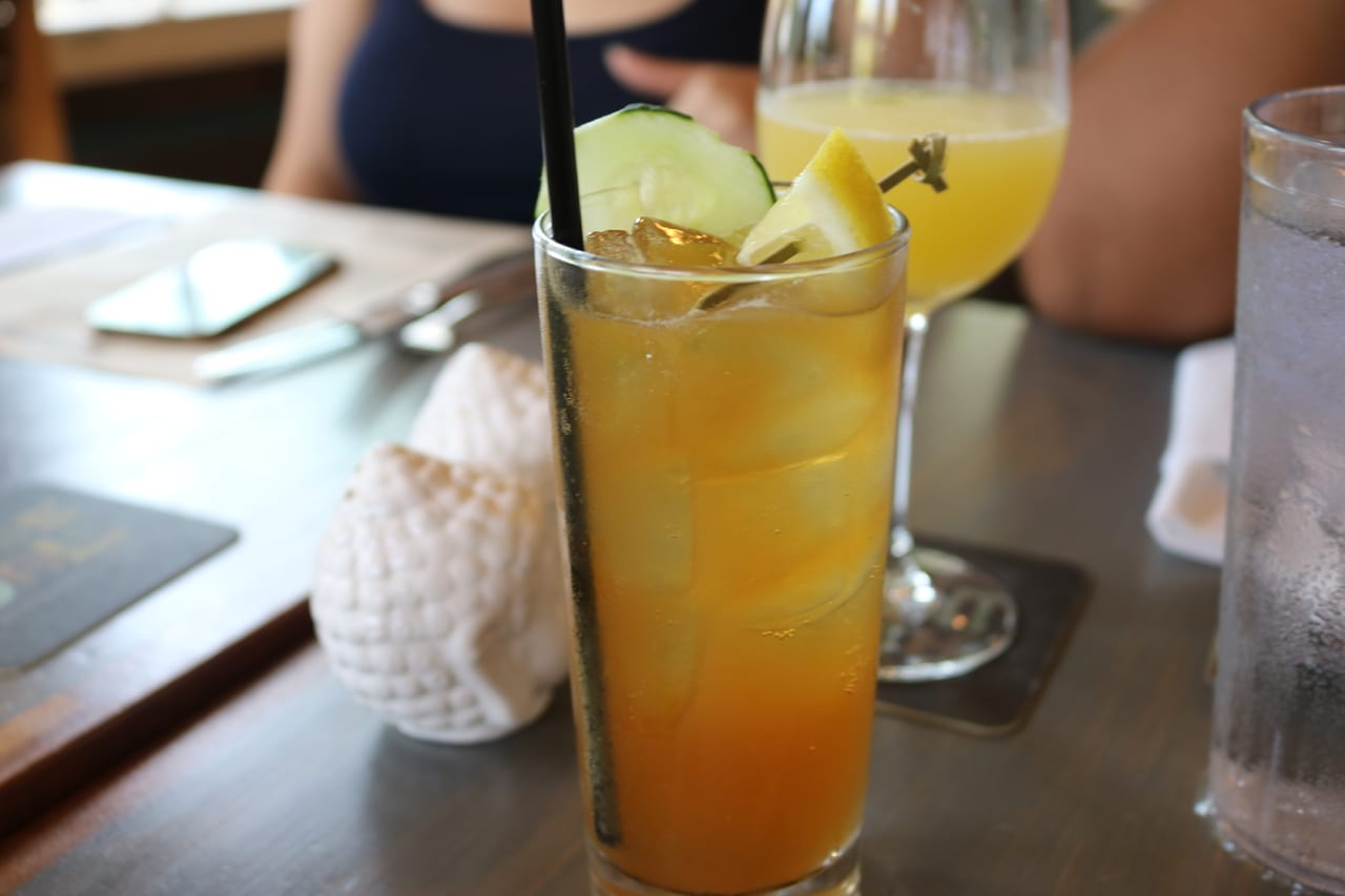 Pimm's Cup & Mimosa