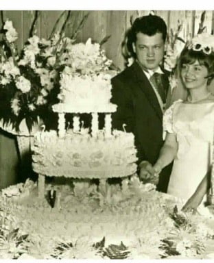 Stupendous Back Then Mr Wedding Cake And Lawrences Bakery On Elysian Fields Personalised Birthday Cards Cominlily Jamesorg