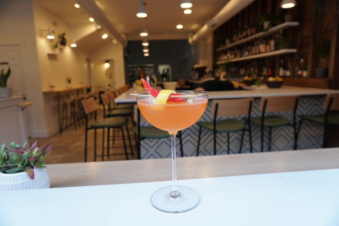 Now Open: Bar Botanico in Lawrenceville