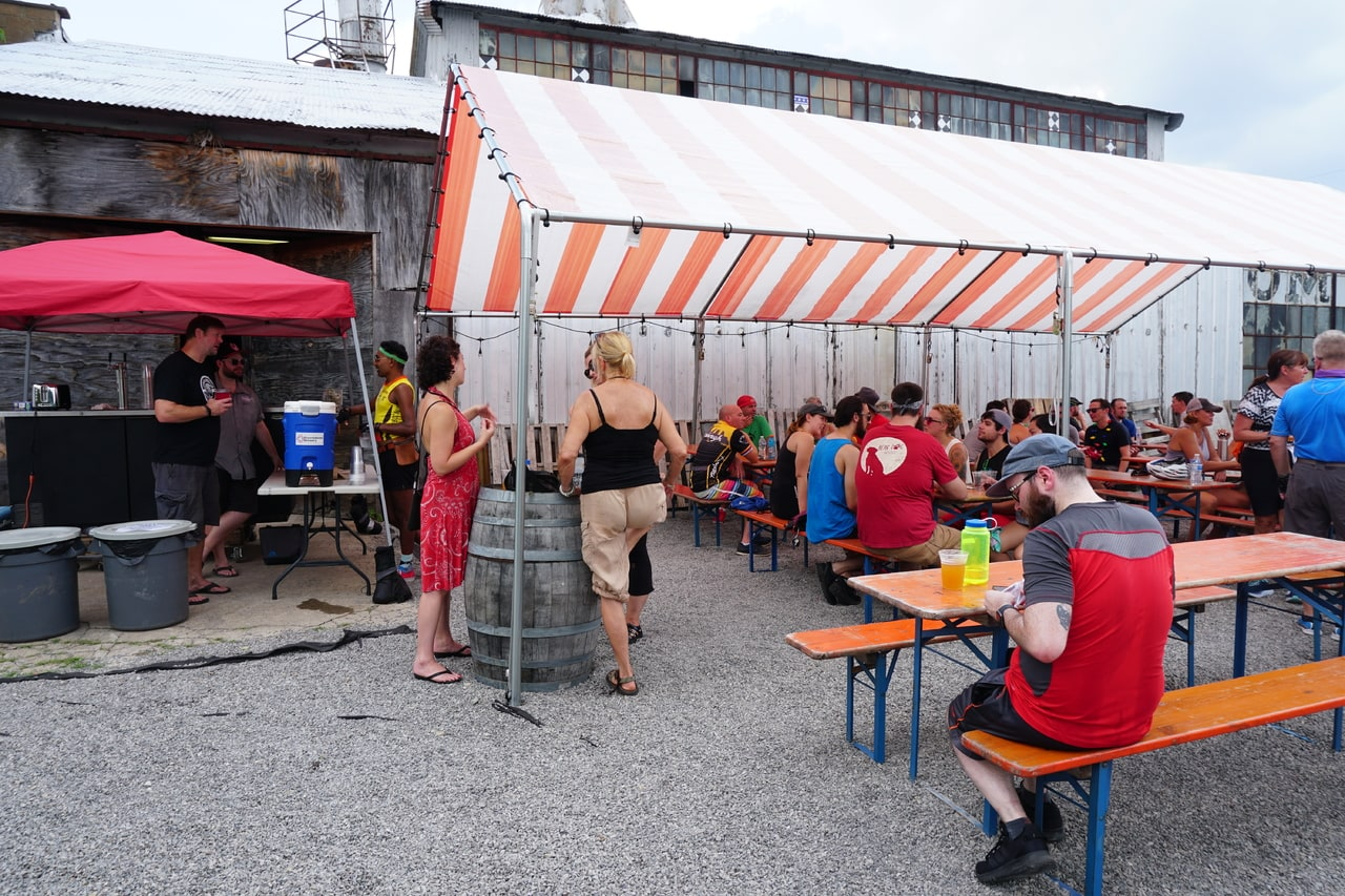 Pittsburgh breweries with outdoor seating