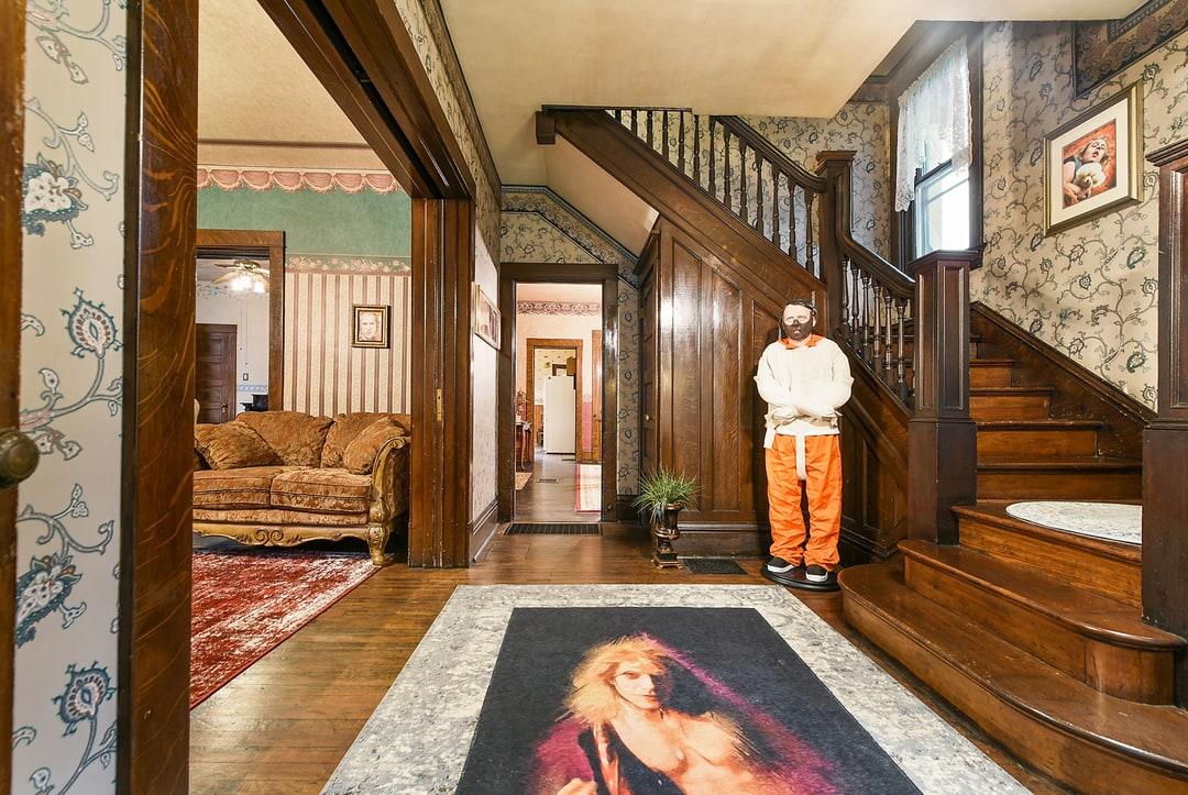 Photos courtesy of Buffalo Bill's House.